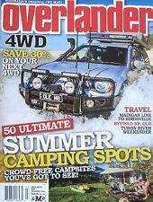 Overlander 4WD Magazine December 2014 - Summer Camping Spots - 20% Bulk Discount