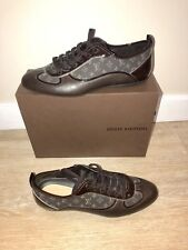 Rare Combo LOUIS VUITTON Monogram Canvas +Leather+Patent Leather NEW USA 8
