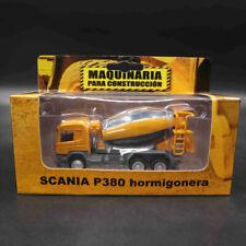 1:87 Maquinaria Para Construccion Scania P380 Hormigonera Diecast Models Edition