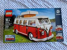 Lego Sculptures Volkswagen T1 Camper Van (10220) Brand New LEGO Sealed Fun!