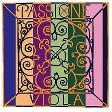PIRASTRO Passione 4/4 Viola Bratsche DARM Saiten SATZ, mittel, Viola Strings Set