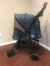 Pet Gear Pg8100Nzem Happy Trails Pet Stroller - Navy Blue