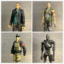 Terminator Salvation Endoskeleton Battle Damage Marcus 2009 Action Figure Toys
