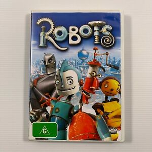 Robots (DVD, 2005) Ewan McGregor Mel Brooks Region 4