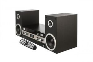 Dual DAB-MS 130 Stereoanlage mit DAB+ Radio 2 X 25 Watt Bluetooth USB Nostalgie