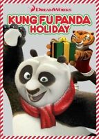 NEW & FACTORY SEALED Kung Fu Panda Holiday (DVD, 2013)