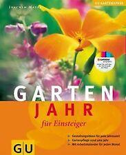 Gartenjahr für Einsteiger (GU Natur Spezial) von Ma... | Buch | Zustand sehr gut
