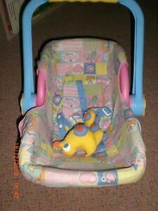 Trageschale / Puppentrage /  Maxi Cosi für Puppen  Baby Born