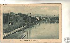 74 - cpa - ANNECY - Le lac ( i 792)
