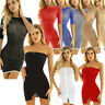 Womens Sexy Stretchy Bodycon Evening Party Cocktail Casual Short Tube Mini Dress