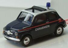 48728 Busch HO Fiat 500 Carabinieri colore nero scala 1:87