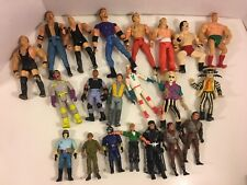 Mixed Lot of Vintage 80s 90s Action Figures- Ghostbusters Beetlejuice & More