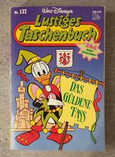 Erstausgabe/Erstauflage - LTB Nr. 137 - 6,20 DM / 1989 - Lustiges Taschenbuch