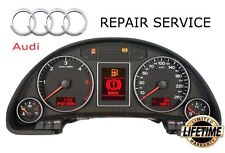 AUDI B7 A4 S4 RS4 INSTRUMENT SPEEDOMETER CLUSTER LCD DISPLAY - REPAIR SERVICE