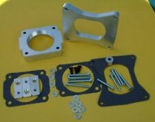 """FORD MUSTANG GT """"HELIX"""" THROTTLE BODY & INTAKE SPACERS """"COMPLETE KIT"""" 1996-2003"""