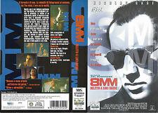 8MM - DELITTO A LUCI ROSSE (1998) vhs ex noleggio