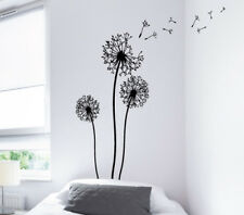 Dandelion Wall Sticker Bedroom Hipster Cool Kids MS102VC