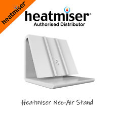 Heatmiser Thermostat Stand White for the NEO-AIR Underfloor Heating Thermostat