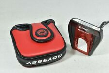 "Odyssey Exo Seven Mini S 34"" Putter Right Steel # 104073"