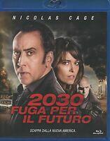 FUGA PER IL FUTURO, Nicolas CAGE - Blu-ray nuovo sigillato, bollino noleggio