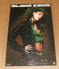 Alicia Keys 2002 Original Poster 22x35