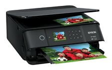 Epson Expression XP-6000 Wireless All-In-One Color Scan, Copy, CD/DVD Printer