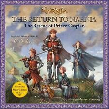 The Return to Narnia: The Rescue of Prince Caspian (Chronicles of Narnia) - Good