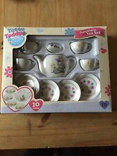 RARE Tatty Teddy Me To You Bears  Tea Set - Brand New
