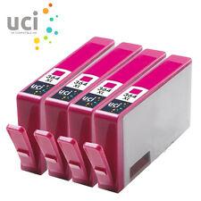 4 Magenta HP364XL Ink Cartridge for Photosmart 5515 5520 5524 6510 C6380 NONOEM