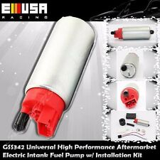 Universal High Performance Electric Intank Fuel Pump w/Installation Kit GSS342