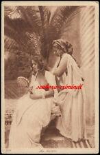 AK - LEHNERT & LANDROCK - Nr. 204 - Au harem - Maghreb - Tunesien - Afrika
