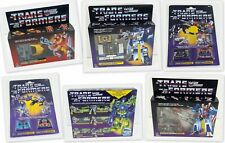 Walmart Exclusives Transformers - Devastator, Soundwave, Hot Rod, Starscream