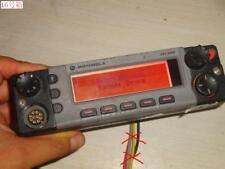 Motorola XTL 5000 Remote Control Head W/O Accessories