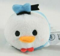 "Disney Donald Duck Mini Tsum Tsum 3 1/2"" Plush Stackable Toy Donald Tsum Plush"