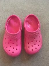 Girls Crocs Size 10