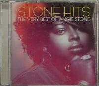 CD Angie Stone - Stone Hits, NUEVO - EMBALAJE ORIGINAL