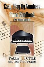 Easy, Play-By-Numbers Piano Handbook (Paperback or Softback)