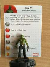 Drax-Marvel-Galactic Guardians Heroclix #011