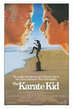 "THE KARATE KID Movie Poster [Licensed-NEW-USA] 27x40"" Theater Size"