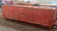 N,Exactrail,EEC 50' box weathered w/rust fade #3212