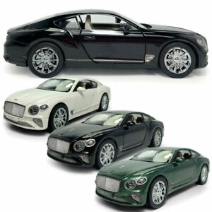 1:24 Bentley Continental GT Model Car Diecast Gift Toy Vehicle Kids Collection