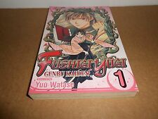 Fushigi Yugi: Genbu Kaiden Vol. 1 by Yuu Watase Manga Book in English