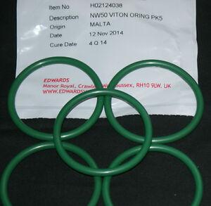 H021-24-038  NW50 Viton O Rings (pk 5)