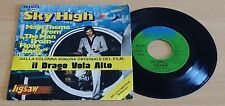 "JIGSAW-SKY HIGH-MAIN THEME FROM THE MAN FROM HONG KONG-45 GIRI 7""-ITALY PRESS"