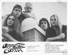 Opposite Earth Promo Photo 8X10 Florida Headspace Rock