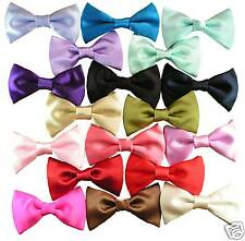 Bowtie / Bow Tie / Any Colour, With Matching Hankie