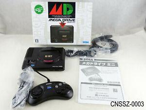 Boxed Sega Mega Drive Mini Console (Genesis JP) Japan Japanese Import US Seller