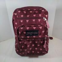 JANSPORT Big Student II Backpack Viking Red JK47JK9FL Schoolbag