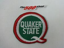 Quaker State Embroidered Patch Indy 500 Brickyard 400 Nascar IndyCar