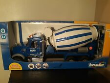 Bruder #02814 MACK Granite Cement Mixer! NEW! #2814 Just like the real thing